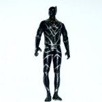 Marvel Black Panther action figure Bootleg light up action figure